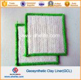 Bentonita arcilla geosintéticos Mat Liner GCL