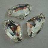 Auf Rhinestone für Wedding Dress, Glass Beads nähen für Clothes