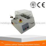 Stellte langsame metallografische Maschine des Ausschnitt-Ldq-150 (das DiamantSägeblatt wahlweise freigestellt) her