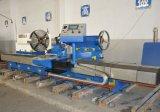 Torno horizontal do CNC da alta qualidade profissional para girar o eixo longo (CG61200)