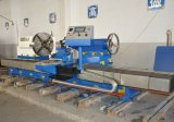 Torno horizontal del CNC de la alta calidad profesional para dar vuelta al eje largo (CG61200)