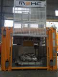 Novo Ce Aprovado 2 Ton Construção Elevador com porta lateral