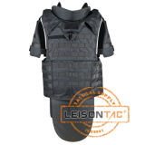 Giubbotto antiproiettile Ballistic Body Armor Nij standard con quattro strati di nylon filo cucito