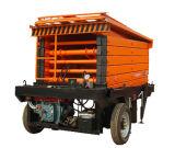 levage mobile hydraulique de ciseaux de 8m