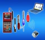 Probador portátil de dureza Leeb que puede equiparse con sonda de cable o sonda inalámbrica (HARTIP3210)