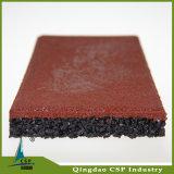 Легко установите резиновый плитки плиток пола квадратные с хорошим рынком