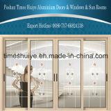 Fábrica de aluminio profesional de la puerta con la intervención en sitio del TUV