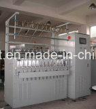 綿の糸を作るための機械を倍増し、ねじるデジタル