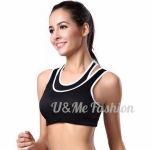 Novo Design Personalizado Desgaste de ioga mulheres belas Bra Sexy