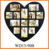 Режим Picture Frame MDF в форме сердца (WD13-90B)