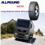 11r22.5, 12r22.5 tout le pneu radial en acier de camion