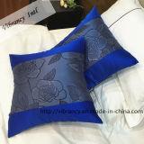 Almohadilla decorativa modificada para requisitos particulares alta calidad popular caliente del hogar de la almohadilla del hotel