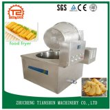 Pommes chips de la CE faisant la machine