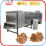 Machine d'extrusion d'aliments pour animaux d'animal familier et