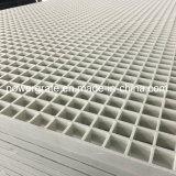 Grille moulée par FRP de fibre de verre de surface lisse