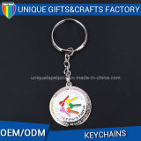 Attraktives Metal Charms Key Chain für Souvenirs Gift