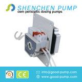 Certificat Ce SGS Moteur pas à pas Multichannel Liquid OEM Peristaltic Pump