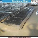 Plaque en acier en métal de Gi et en acier galvanisée plongée chaude