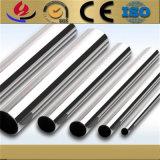 Tubulação 316L 304 de aço inoxidável da alta pressão 316 no estoque