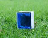 Baksteen/het Blok van het Glas van het huis de Decoratieve Binnen Binnen Lichtblauwe (JINBO)