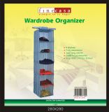 6 Regal-Strickjacke-Organisator (KTHOZ-8002)