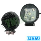 indicatore luminoso del lavoro di 4.5inch 15W IP67 Epistar LED per SUV