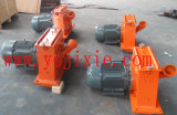 Cabeça de impulsor, Unidade de impulsor, Turbinas de roda de jateamento direto de motor -18.5kw (HQ034)