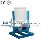 Máquina de rellenar de los añadidos de la alimentación del trabajo manual