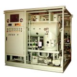 Sistema de alta purificación de aceite refrigerante de manera eficiente