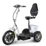 درّاجة ثلاثية [ترنسفورمبل] ذكيّة [فولدبل] [سكوتر] كهربائيّة
