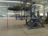 Calentador de la cuchara para 30 toneladas de cuchara/precalentador del hierro