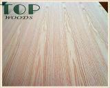 4'*8' 6/9/12/15/18mm Carb Grade Poplar/Enculytus Core de tranches de contreplaqué de bois de placage de chêne/rotatif pour le mobilier
