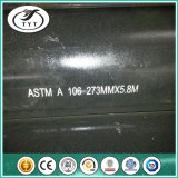 ASTM A106 tubo redondo de aço