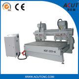 機械、大きい回転式の4つの軸線CNCのルーターを働かせる木を切り分けるカスタマイズされた石