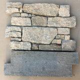 Comités van de Muur van het Cement van het Graniet van de sesam de Gele