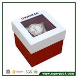 Fábrica Custom Made Packing Paper Watch Box