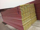De Muur van de Thermische Isolatie van het staal/het Comité van het Dak