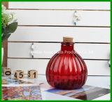 150ml Accueil Docor Aroma Diffuseur bouteille en verre avec liège en bois