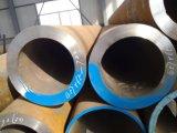 ASTM A106/A53 Gr. B черный низким уровнем выбросов углерода сшитых Ms стальную трубу
