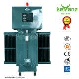 工場は自動電圧調整器1600kVAを提供する