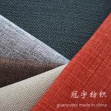 Imité le linge de maison canapé Tissu avec l'appui composé