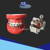 L'orthodontie auto ligaturant supports métalliques avec les fabricants 12345crochets