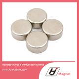 ISO/Ts16949 de Gediplomeerde Permanente Magneet van de Schijf van het Neodymium met Sterke Macht