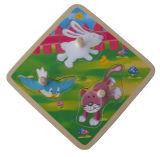 Het onderwijs Houten Houten Raadsel van het Speelgoed (34690)