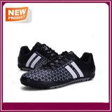 熱い販売の方法人のインドアサッカーの靴