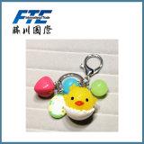Chaîne porte-clés en forme d'animal, chaîne porte-clés en acrylique