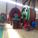 Machine de levage pour mine et mine d'or en Chine