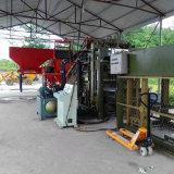 Machine automatique de fabrication de brique de machine de bloc de Qt4-15c