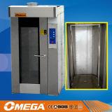 Horno de calentamiento de maquinaria de panadería con CE SGS