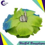 A cor da ornamentação da flor floresce à mão